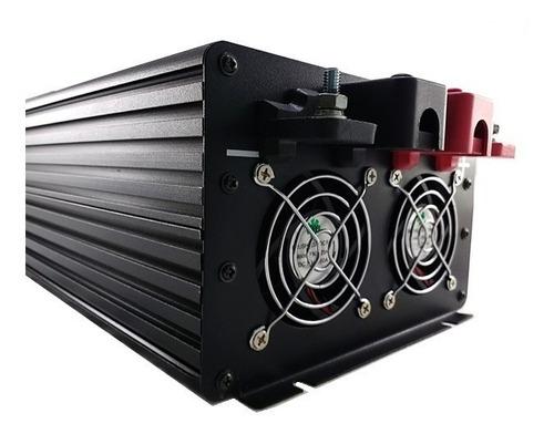 inversor de corriente ups 12v dc/110v ac 5000w transformador