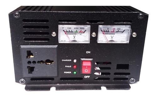 inversor de corriente ups volta 24vdc/110vac 1500w transform