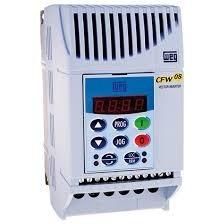 inversor de frequência weg cfw08 1cv 4a 220v monofásico plus