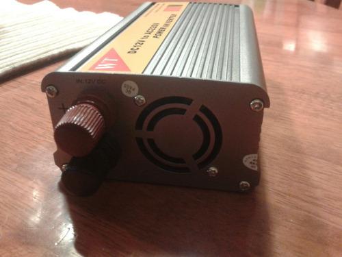 inversor de voltaje 12 a 220 volts 800 watts