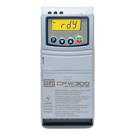 Inversor Frequência Weg Cfw300 2cv 7,3a 220v Mono/tri