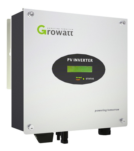 inversor growatt para conexión a red - 2000w enertik cuotas