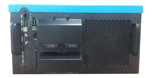 inversor híbrido solar 1000w off-grid cargador baterias 24v