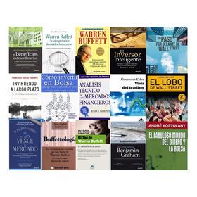 Inversor Inteligente + 325 Libros De Negocios, Bolsa...