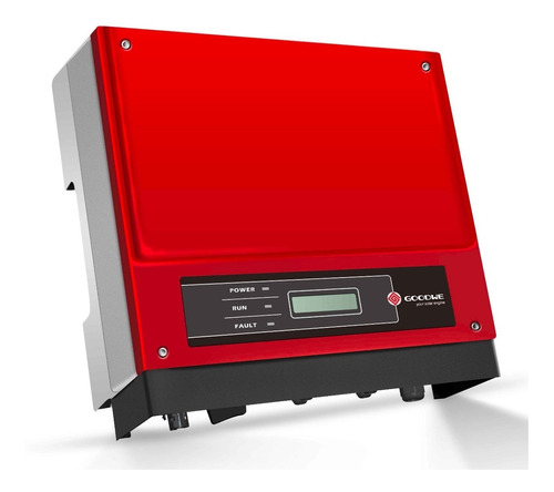inversor interconexion a cfe solar goodwe 5000w wifi 220v