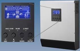 inversor senoidal 3000w mpp solar 3024 hse  reg 50a pwm