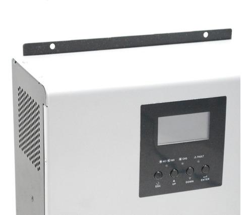 inversor solar 1kva 800 watts mppt (onda senoidal pura)