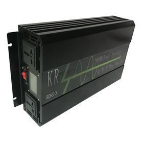 Inversor Solar 2000w Pico 4000w 12v 110v  Senoidal Pura