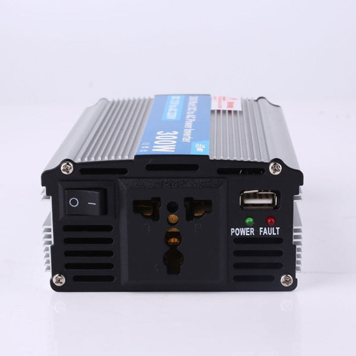 inversor  solar 300w 12v 220v 60hz envio rápido