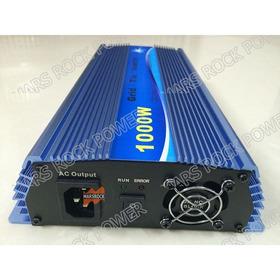 Inversor Solar Grid Tie 1000w 24v 60v 90v 140v Onda Pura