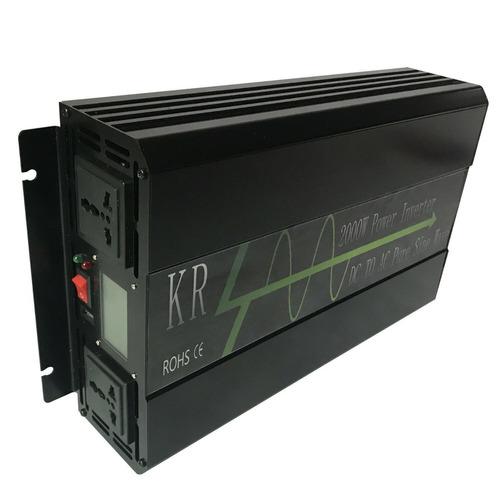 inversor solar kr 2000w pico 4000w  senoidal pura 12v 110v