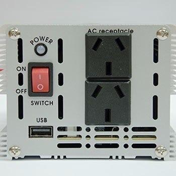 inversor transformador conversor 12v a 220v - 600w  enertik
