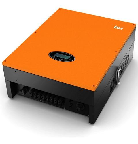 inversor trifasico 20kw on-grid 380v kit solar invt bg20ktr