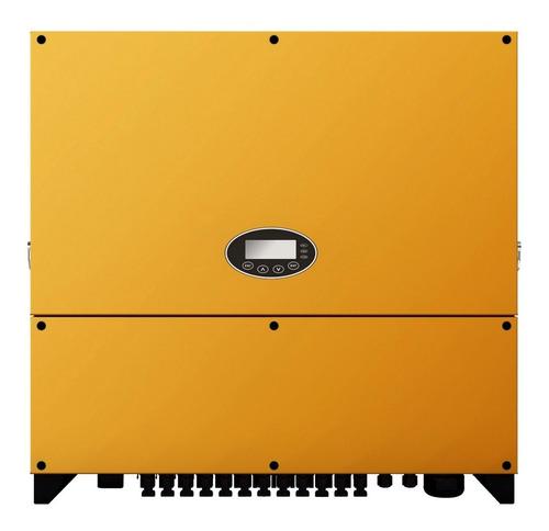 inversor trifasico 50kw on-grid 380v kit solar invt bg50ktr