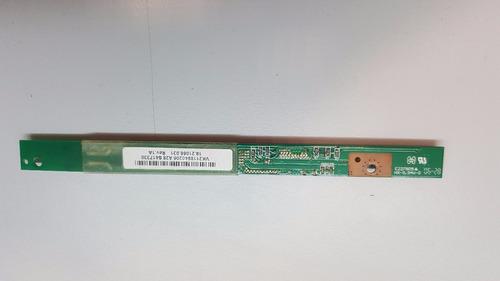 inverter balastra toshiba l640 l640d l645 l645d l745 l740