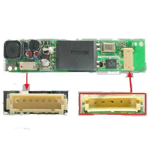 inverter lcd toshiba satellite pro 425cdt ua0392p01