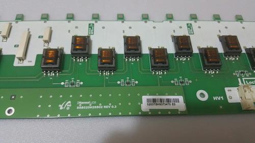 inverter left ssb520h28s02 rev 0.3 kdl-52xbr9 envio gratis