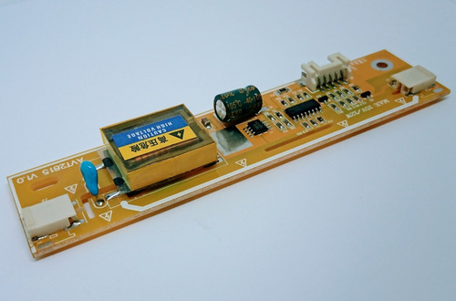 inverter universal avt2815 v1.0 para 2 lamparas