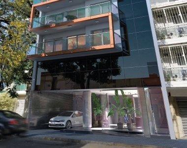 inverti en pesos en departamento con domotica - ubicacion centrica - edificio inteligente con red interna de fibra optica