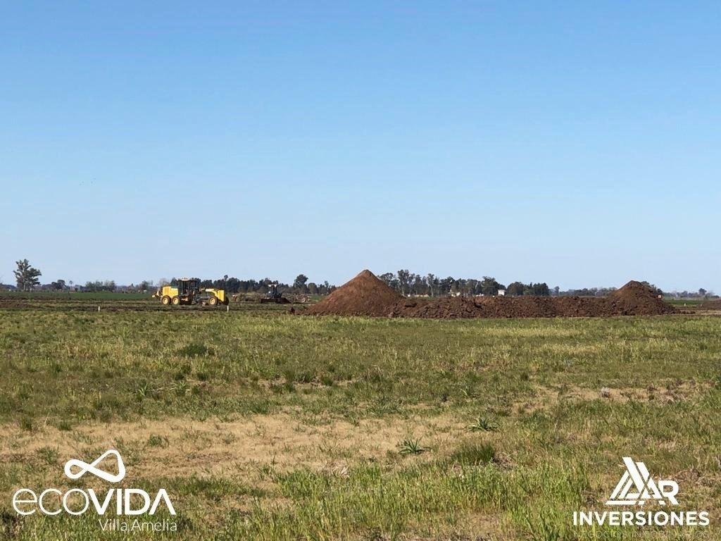 inverti - terrenos financiados a 36 meses- aceptamos permutas / villa amelia