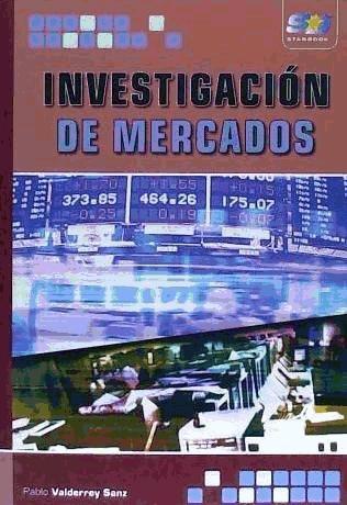 investigaci¿n de mercados(libro )