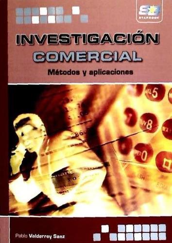 investigación comercial. métodos y aplicaciones(libro invest