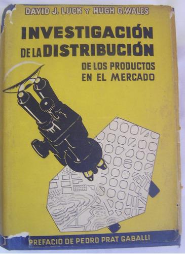 investigación de la distribución / luck - wales