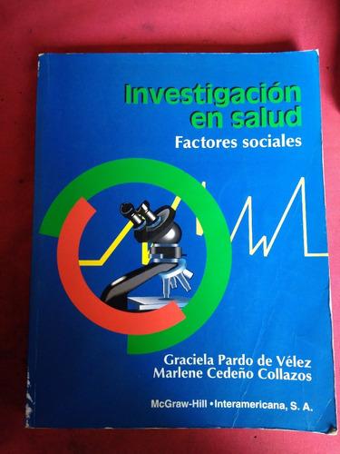 investigacion en salud factores sociales graciela pardo #30