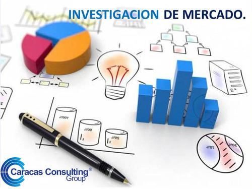 investigaciones de mercado