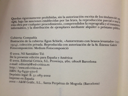 investigaciones literarias - nil santiañez - ed. critica