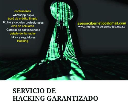 investigadores privados hacker páginas hackeo internet