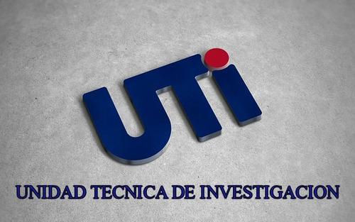 investigadores privados y detecitves u t i