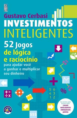 investimentos inteligentes 52 jogos de lógica e raciocínio