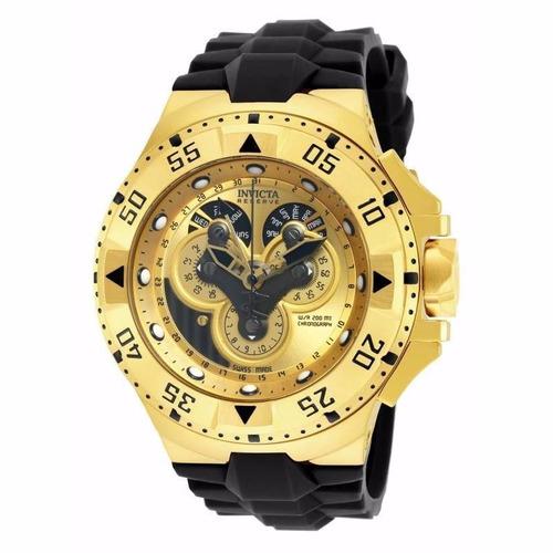 invicta 18557 excursión cuarzo multifunción reloj dial