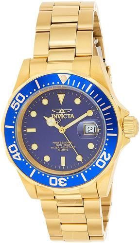 invicta 2155 pro diver collection - reloj de pulsera para ho