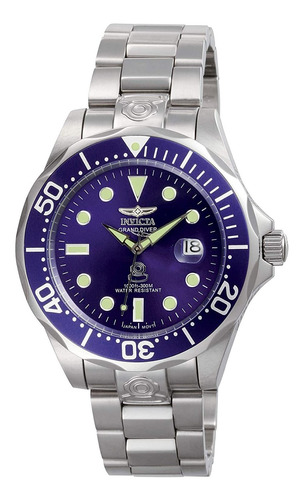 invicta 3045 pro-diver collection grand diver reloj automáti