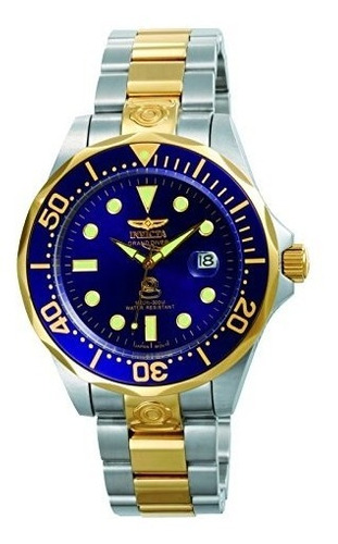 invicta 3049 pro diver collection grand diver gt reloj autom