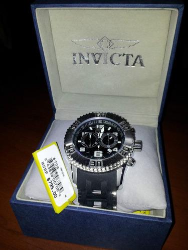 invicta 6708 sea spider collection chronografo quartzo suiço