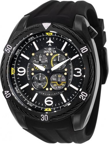 invicta aviator 28078 reloj hombre 50mm