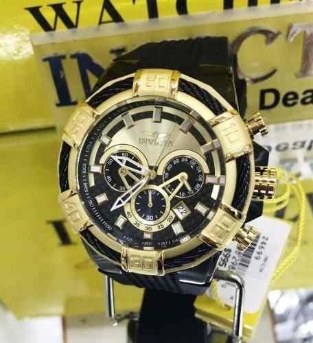 invicta bolt 29951 reloj caballero 51mmentrega ya.
