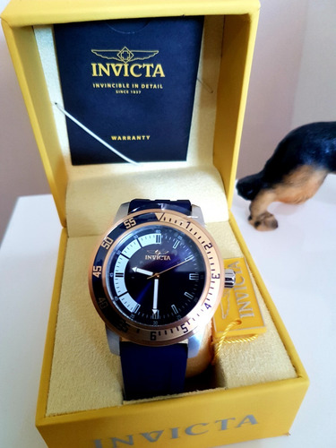 invicta men's 12847 specialty azul original sport