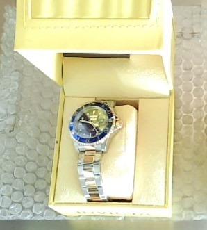 invicta men's watch pro diver quartz blue 26972