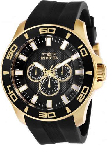 invicta pro diver 28001 silicone reloj hombre 50mm