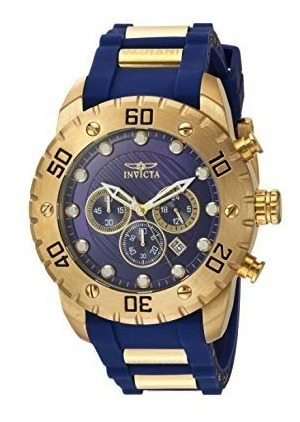 invicta 'pro diver' quartz stainless steel (model: 20280)