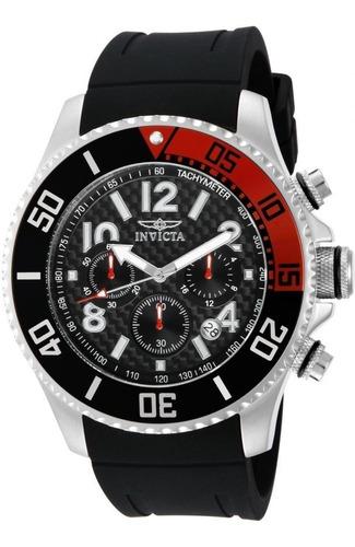 invicta - reloj 13727 pro diver stainless steel para hombre