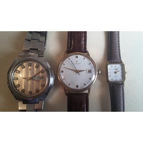 fb131e3a96b9 Reloj Invicta Tres Relojes Originales En Excelente Estado
