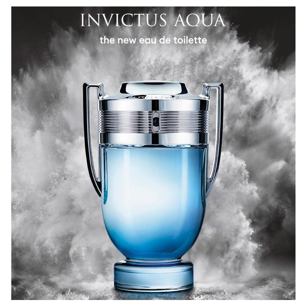 cbe519ac6a invictus aqua paco rabanne eau de toilette - 100ml. Carregando zoom.