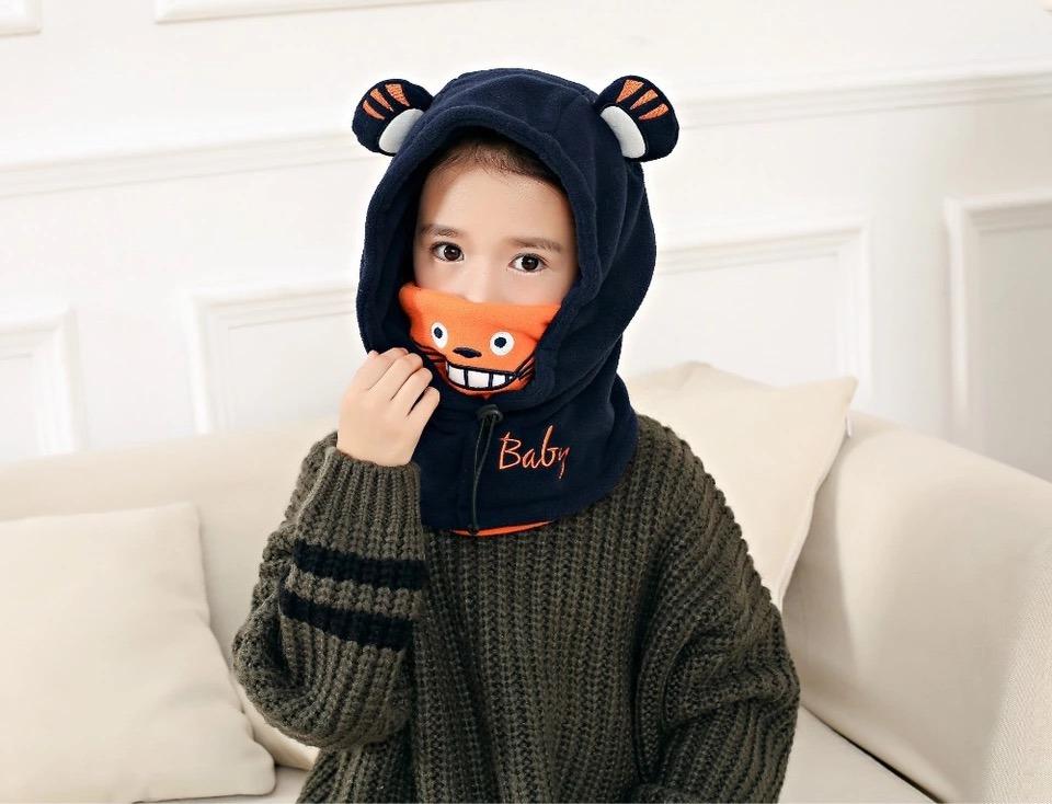 invierno suave caliente sombreros para bebé lana tigre bean. Cargando zoom. 184648e76e2