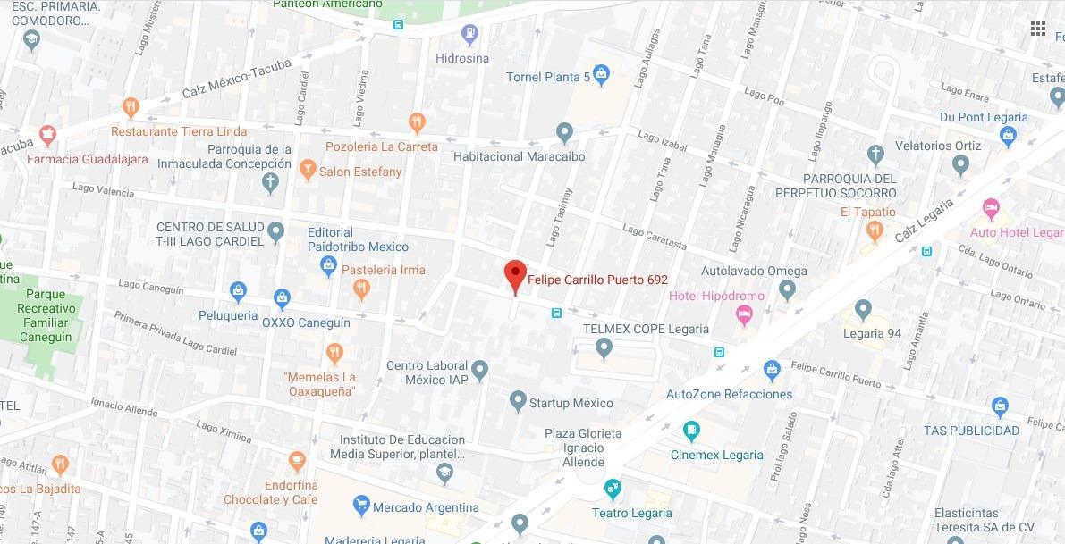 invierte en remate bancario en col. argentina poniente