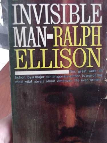invisible man ralph ellison en ingles original
